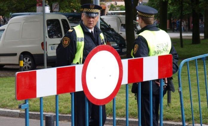 Polen_politi_Warszawa_Martin_Bager_0