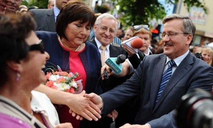 Polen_præsident_Bronislaw_Komorowski_polennu