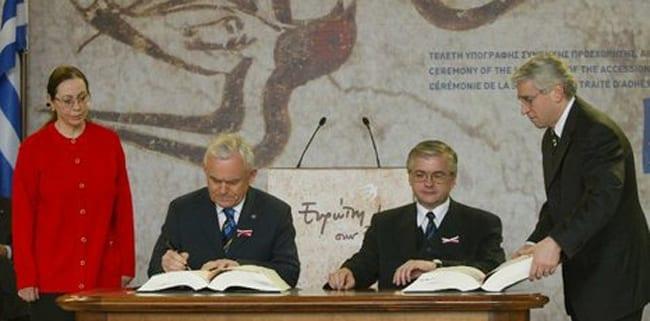 Polens_daværende_statsminister_Leszek_Miller,_og_daværende_udenrigsminister_Wlodzimierz_Cimoszewicz