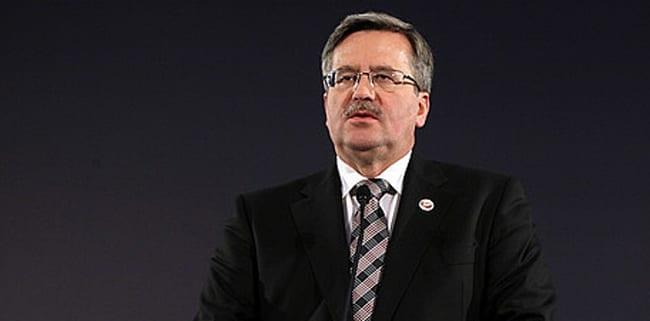 Polens_præsident_Bronislaw_Komorowski
