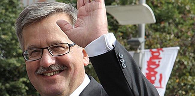 Polens_præsident_Bronislaw_Komorowski_er_populær