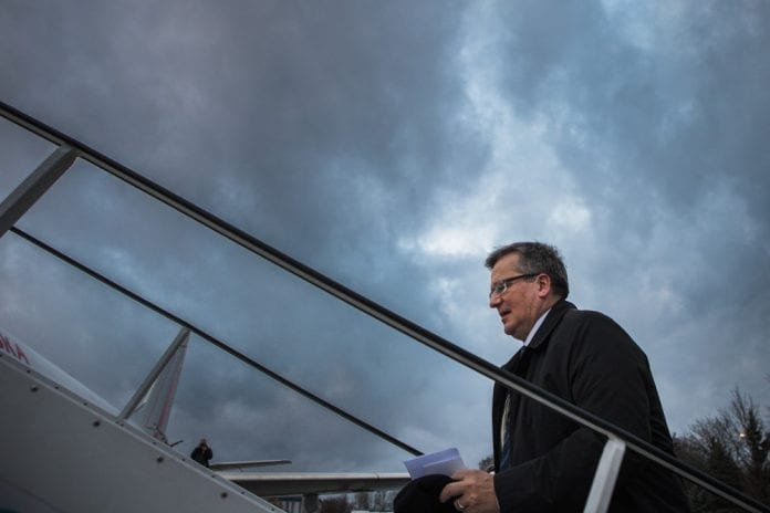 Polens_præsident_Komorowski_indkalder_til_møde_om_Ukraine