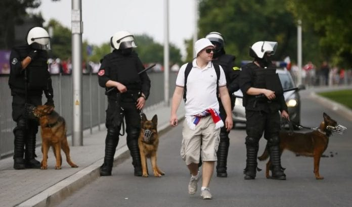 Polsk_politi_med_hunde