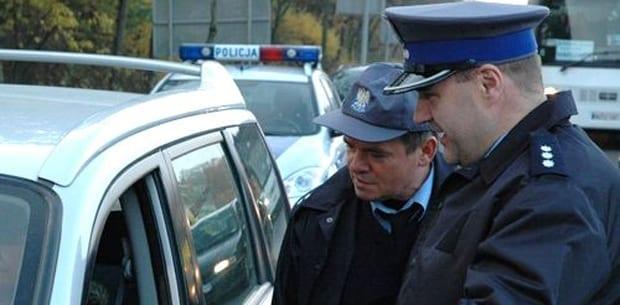Polsk_trafikpoliti