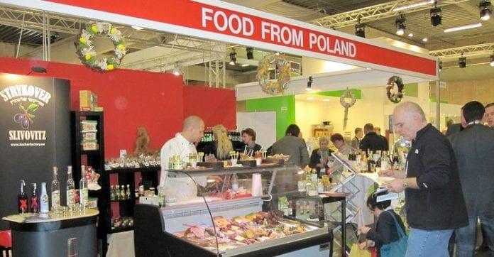 Polske_firmaer_præsenterede_fødevarer_på_dansk_messe