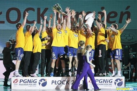 Polske_håndbold_hold_Vive_Targi_Kielce_mestre_i_Polen_i_2011