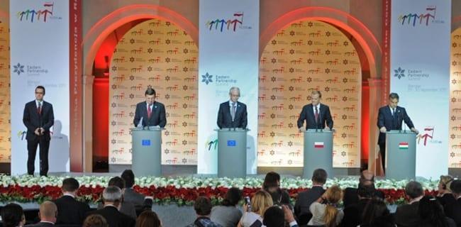 Præsentation_af_resultatet_for_EU_østtopmøde_i_Polen
