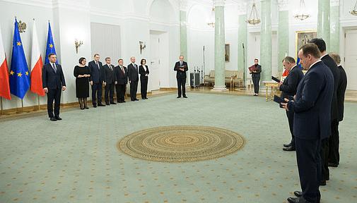 Præsident_Duda_indsætter_Højesteretsdommere_i_Polen_i_nat
