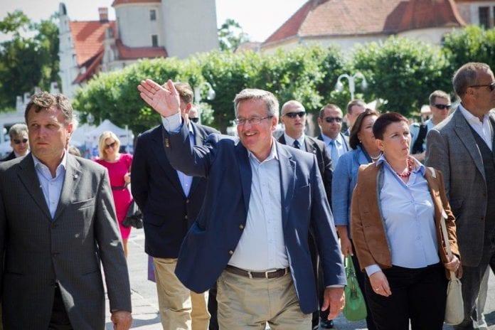 Præsident_Komorowski_Polen_2013