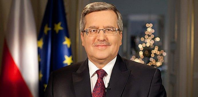 Præsident_Komorowskis_nytårsfoto_2011_Polen_polennu