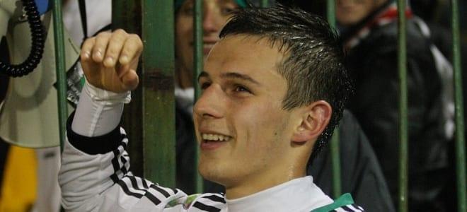 Rafal_Wolski_Polen_fodbold