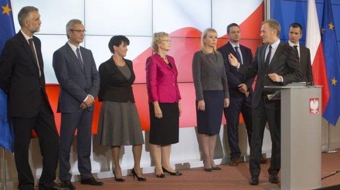 Regeringen_i_Polen_får_seks_nye_ministre_i_rokade_af_Donald_Tusk