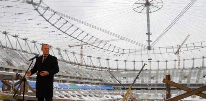 Rejsegilde_på_Warszawas_national_stadion