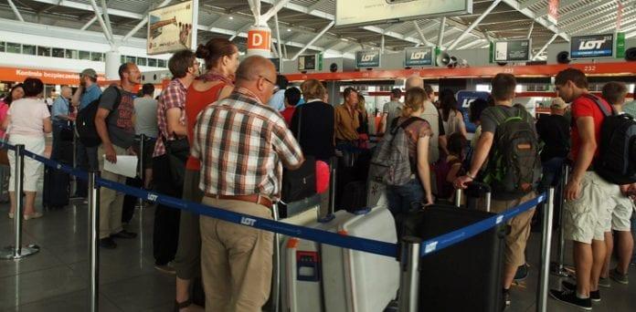 Rejsende_Lufthavn_Polen