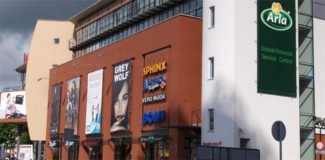 Shoppingcenter_i_Gdansk