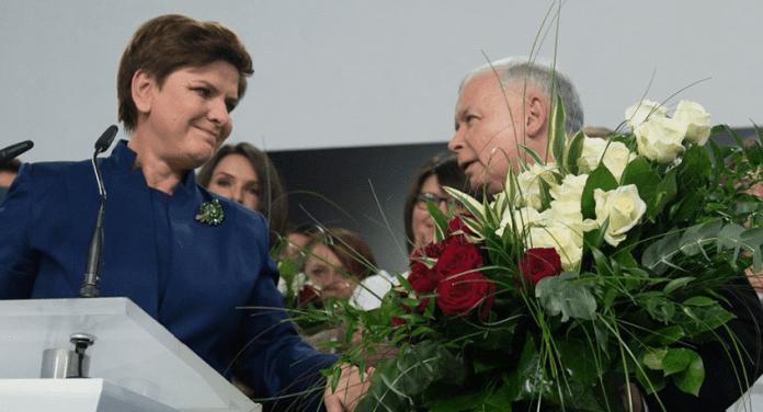 Spænding_om_valg_resultat_i_Polen