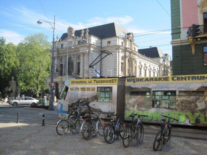 Sporvogne_i_Wroclaw_Iben_Molgaard_Madsen_Polen