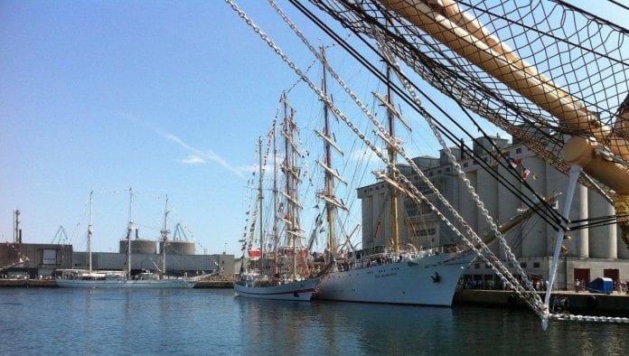 Tall_Ships_Races_Aarhus_juli_2013_Jens_Mørch_Polen_polennu
