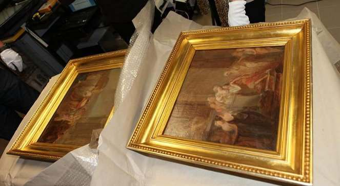 To_stjålne_malerier