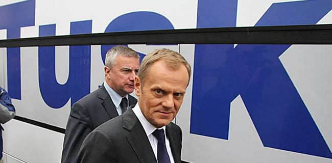 Tusk_fra_partiets_facebook_side
