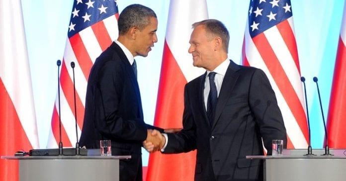 USAs_præsident_Barack_Obama_mødes_med_Tusk_i_Warszawa_i_Polen
