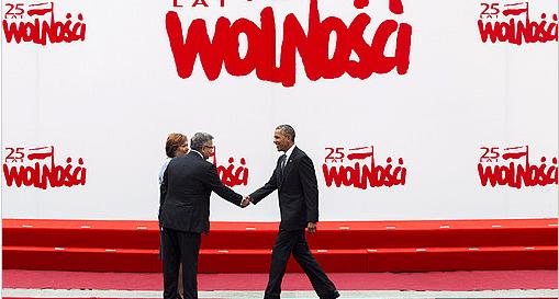 USA's_præsident_Obama_lover_at_Polen_aldrig_bliver_alene_igen
