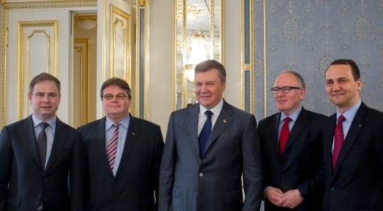Ukraine-Danmark