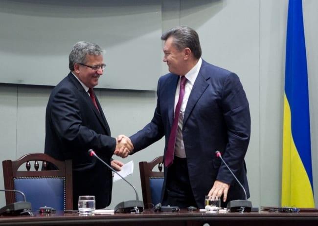 Ukraine-Polen