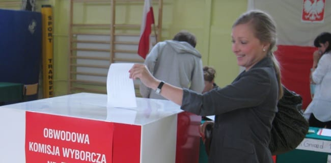 Valg_Polen