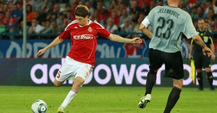 Wisla_Krakow_møder_cypriotisk_mesterhold