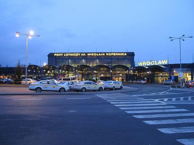 Wroclaw_Airport_Polen
