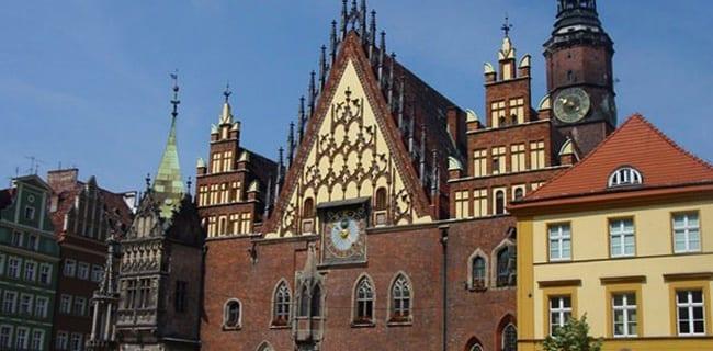 Wroclaw_Rådhus