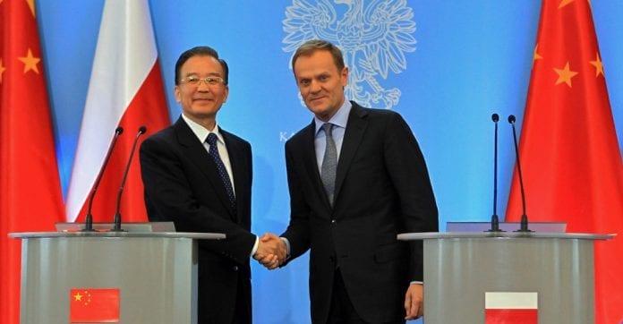 aftale_mellem_Polen_og_Kina