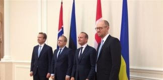 dansk_og_polsk_udenrigsminister_i_Ukraine_polennu