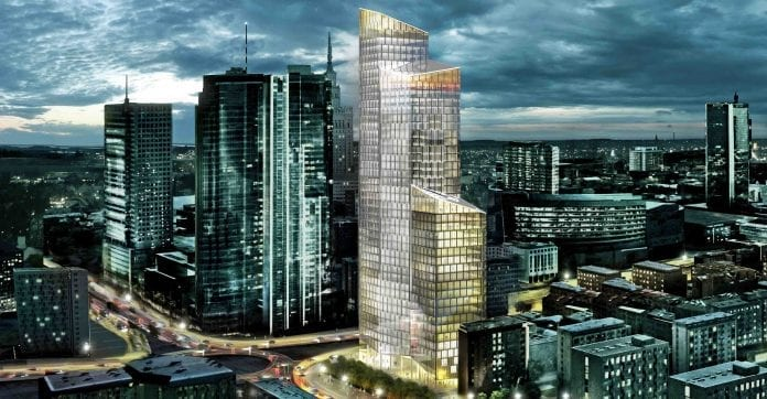 danske_arkitekter_tegner_stort_kontorhus_i_Warszawa