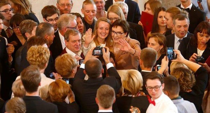 ewa_kopacz_dage_som_polsk_statsminister_kan_være_talte
