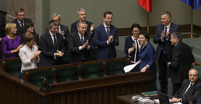 ewa_kopacz_ny_statsminister_sejmen_polen