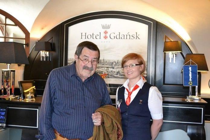gunter_grass_død_hotel_gdansk_danzig_polen