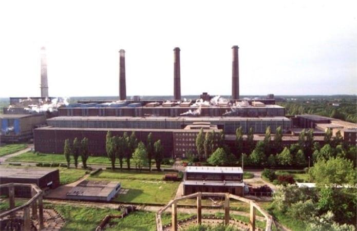 kraftværk
