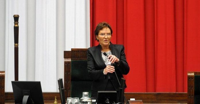 polen_får_sin_første_kvindelige_formand_for_parlamentet