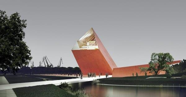 polens_regering_støtter_byggeriet_af_museum_for_anden_verdenskrig_i_Gdansk