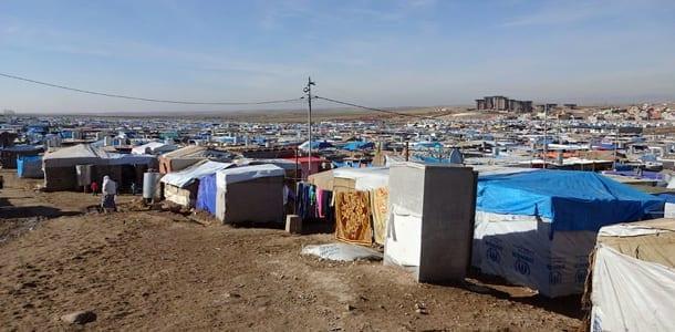syrisk-flygtningelejr