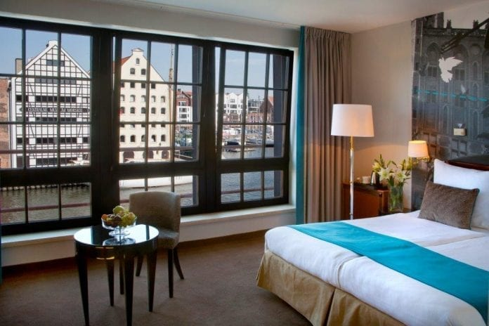 udsigt_fra_værelse_hotel_hanza_gdansk_polen_gamle_bydel_polennu