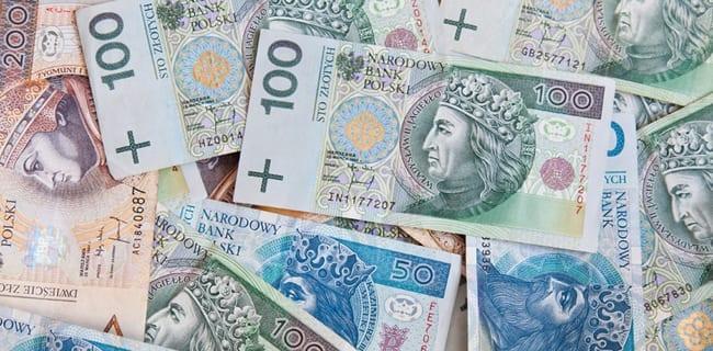 Renten og zloty
