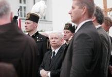 PiS_Jaroslaw_Kaczynski_polennu