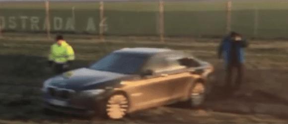 Præsident ulykke bil Polen