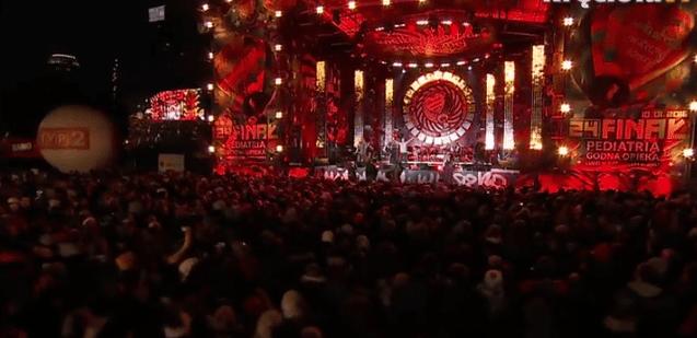 Rekord for Det Store Juleorkester i Polen
