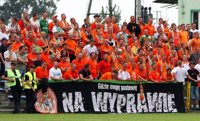 fans_zaglebie_lubin_soenderjyske_polske