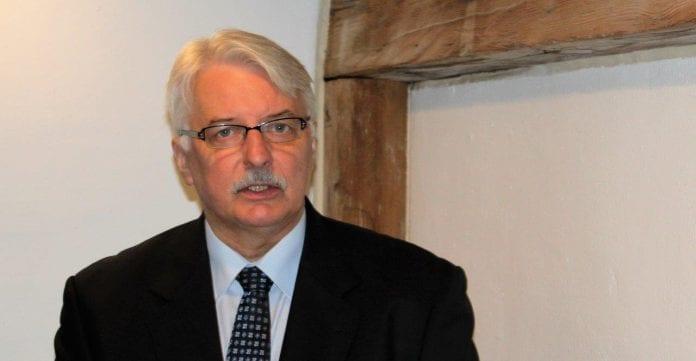 polen_udenrigsminister_witold_waszczykowski_jens_moerch_polennu