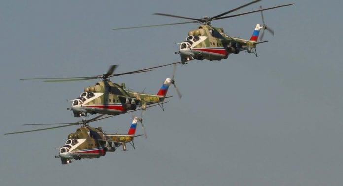 berkuti_mi-24_roede_haer_helikopter